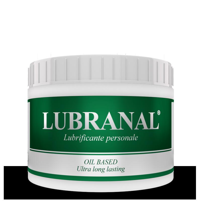 lubrificante anale lenitivo