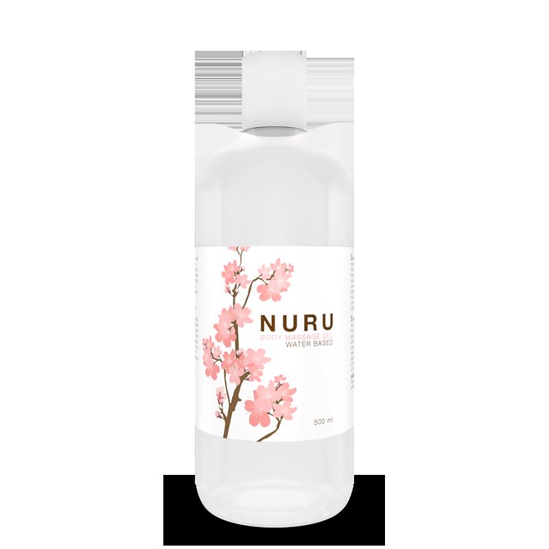 Gel massaggi Nuru