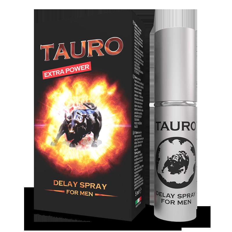 Spray ritardante tauro extra power